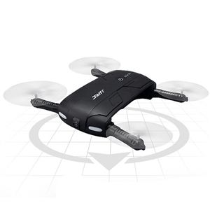 Jjrc h37 elfie alitude espera wifi fpv 0.3mp cámara de bolsillo plegable drone rc quadcopter vs zerotech dobby