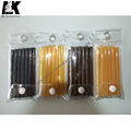 12pcs Hotmelt Keratin Glue Stick For Hair Extensions Fusion Black/Yellow Glue Sticks