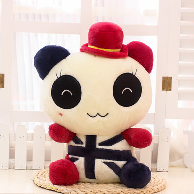 creative toy panda plush toy large  65 cm panda plush toy soft pillow, birthday gift   x150 lovely giant panda about 70cm plush toy t shirt dress panda doll soft throw pillow christmas birthday gift x023