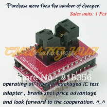 CNV-MSOP-8 adapter MSOP8 to DIP8 IC Test Socket/programmer