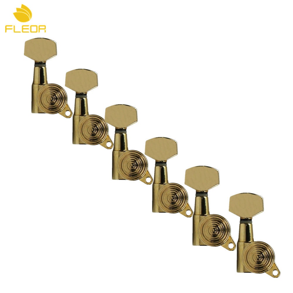 Acoustic Guitar Parts Tuning Pegs Electric
