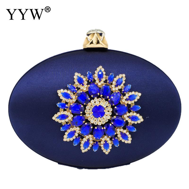 8 Color Evening Bags For Women 2018 Fashion Mini Small Party Wedding Clutch Sling Bag Female