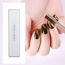 NICOLE DIARY Cat Eye Magnetic Plate Magnet Strick Thick for UV Gel Polish Manicure Nail Art Tool