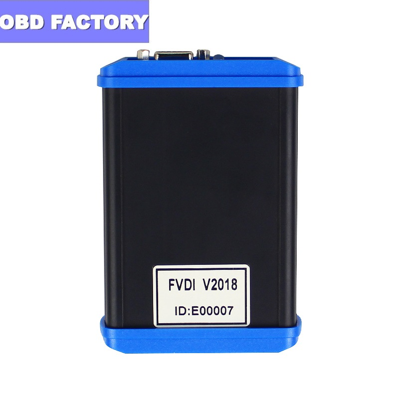 FVDI 2018 Full Set Support VVDI2 Key Programmer for BMW Immo FVDI 2018 FVDI J2534 Diagnostic