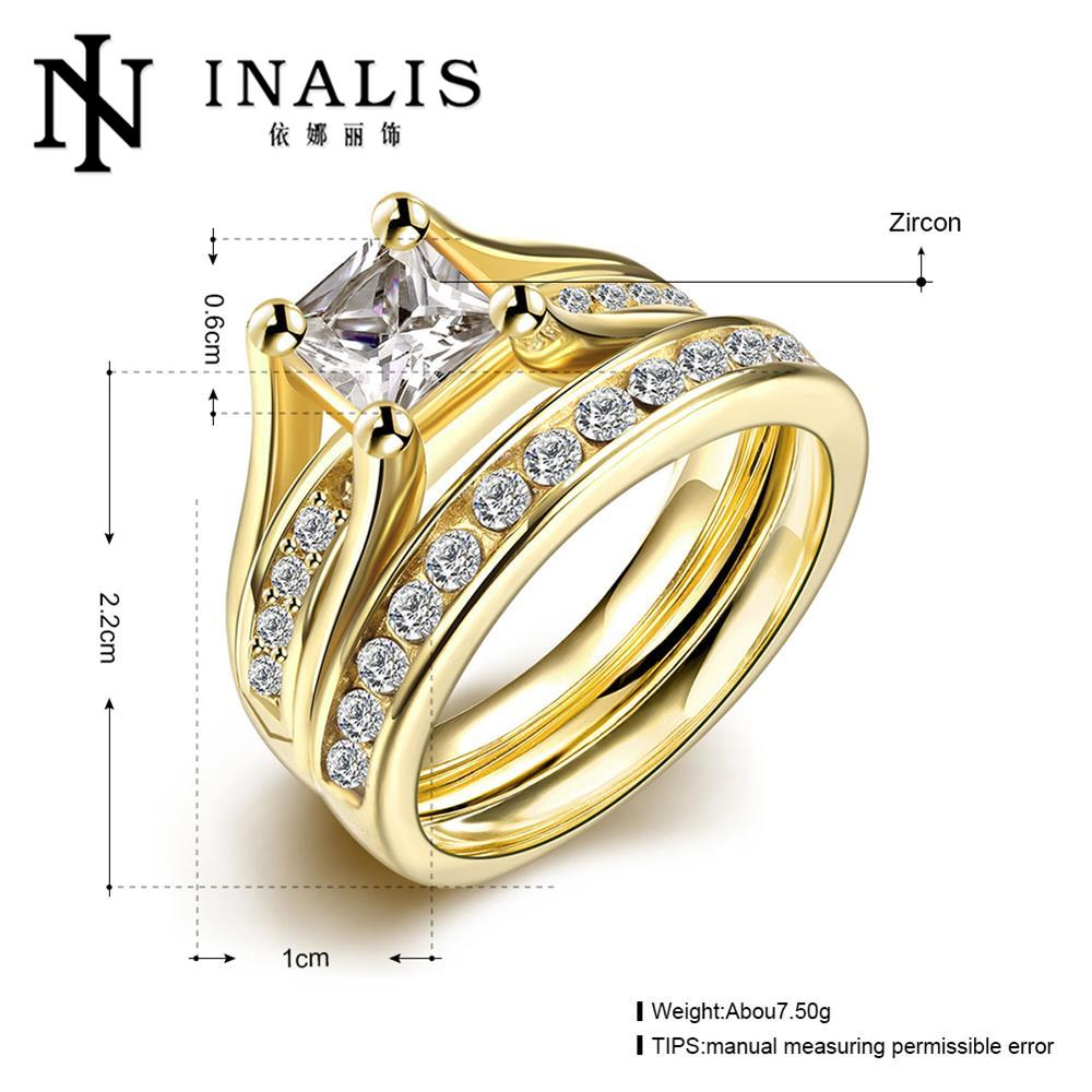 NEW Arrive Titanium Steel Ring Mens Jewelry Wedding Band male ring for lovers R037-A