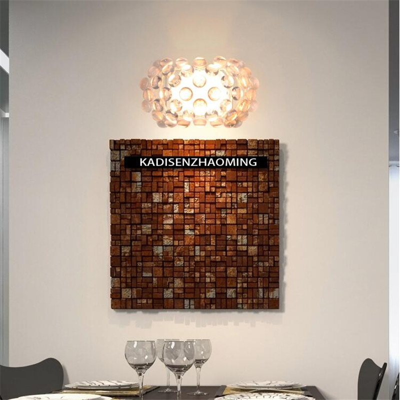 Italy design patricia urquiola s3 wall lamp foscarini caboche media italy design patricia urquiola s3 wall lamp foscarini caboche media pendelleuchte crystal acryl clear wall light 1378 in led indoor wall lamps from lights aloadofball Images