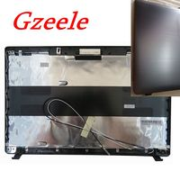 GZEELE NEW Top Cover for ASUS K55V X55 K55VD A55V A55VD K55 K55VM CASE R500V X55A LCD Back Rear Cover Lid Case A COVER grey