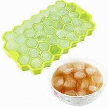 37 лоток силиконовая форма для шоколада Ice Cube лоток Фондант формы DIY Плесень напиток желе формочка для льда заполненный кухонные инструменты