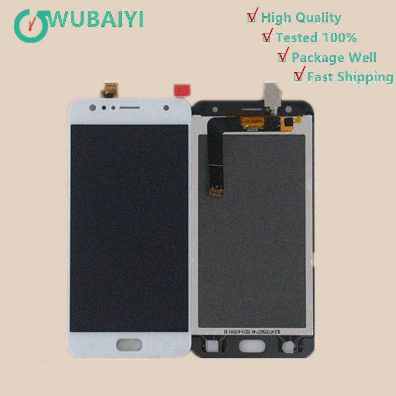 Remplacement 5.5 pouce LCD Full DIsplay + Écran Tactile Digitizer Assemblée Pour Asus Zenfone 4 Selfie ZD553KL X00LD