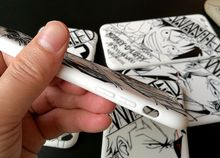 One Piece Sketch case for iPhone – 5