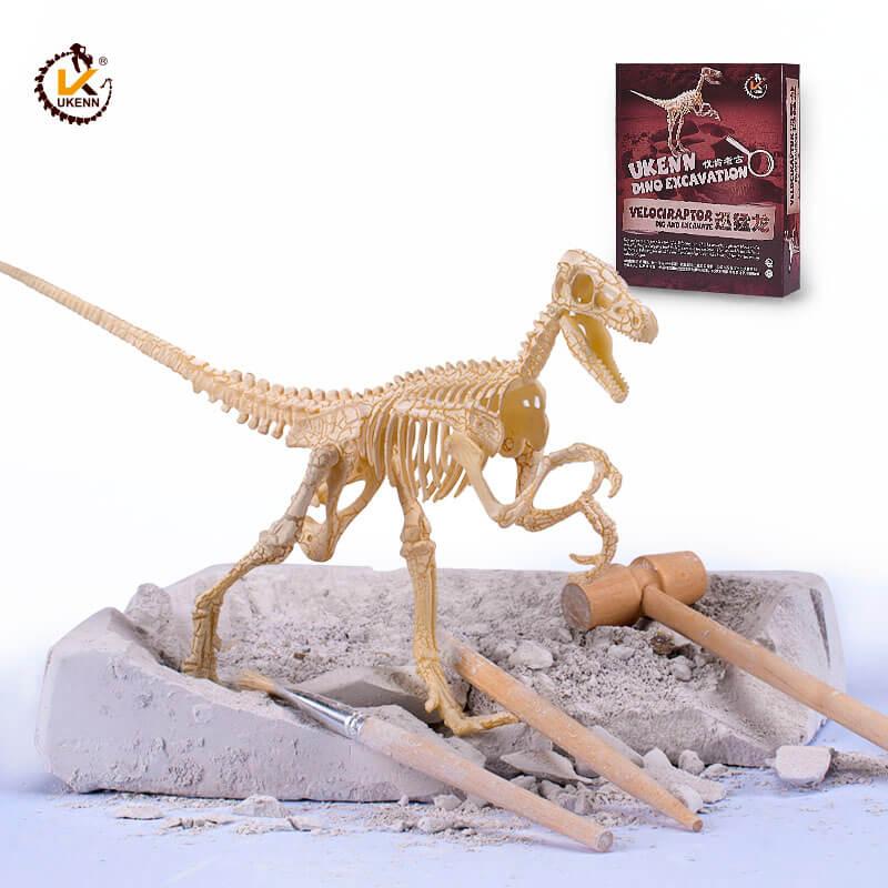 Kids Stuff 3D Skeleton Tyrannosaurus Rex Excavation Kit