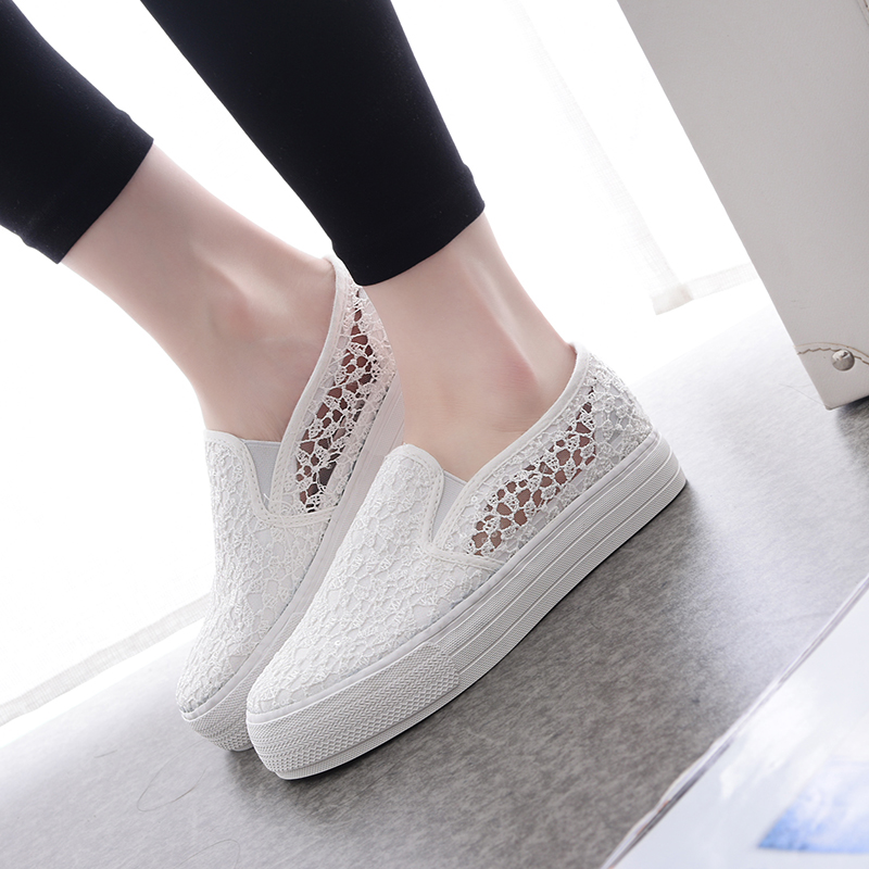 Women sneakers 2018 new arrivals fashion lace-up black/white women shoes solid sewing shallow casual canvas shoes women 426