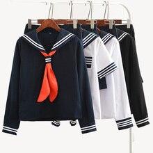 Японское аниме Jigoku Shojo Косплей Костюм Hell Girl Enma Ai Косплей Костюм JK школьная форма матроска костюм