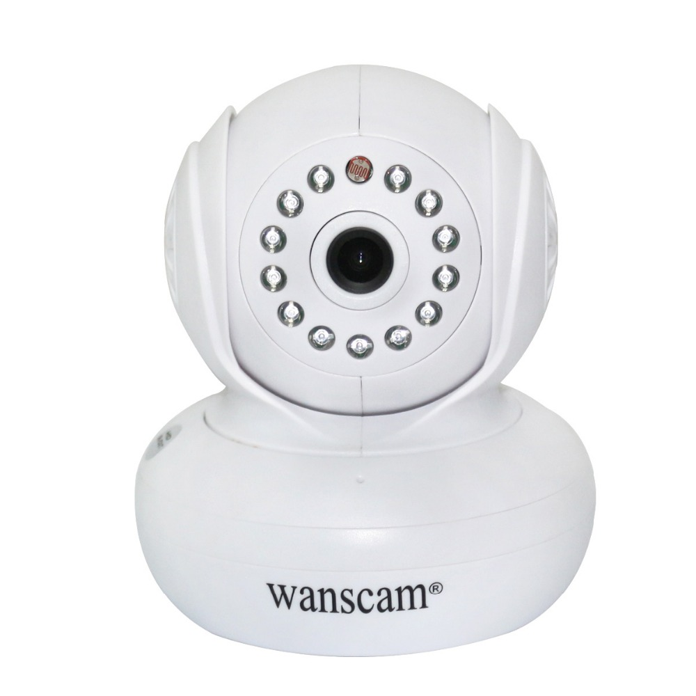 WANSCAM HW0021 720P P2P Wireless Cam with TF SD Card Slot WiFi Night Vision Remote Mini