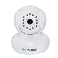 WANSCAM  HW0021  720P P2P Wireless Cam with TF SD Card Slot WiFi  Night Vision Remote Mini Webcam Network CCTV IP Camera