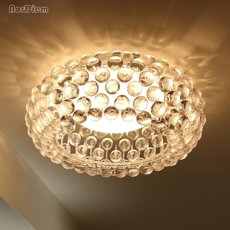 Dia35/50/65cm Modern Acrylic Caboche Ball Ceiling Lamps,Bedroom,Residential Home Ceiling light Fixture Clear Classical Luminaria mecool m8s pro l 4k tv box android 7 1 smart tv box 3gb 16gb amlogic s912 cortex a53 cpu bluetooth 4 1 hs with voice control