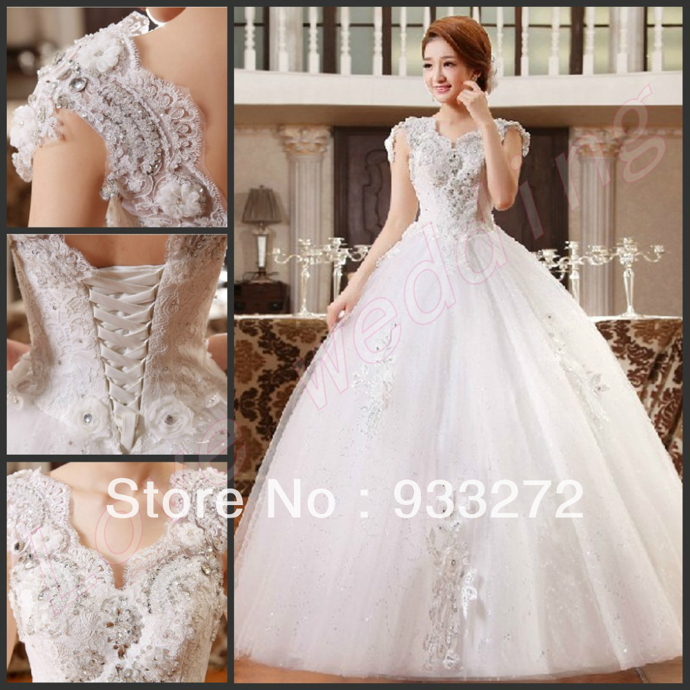 Christmas wedding dress korean - Dress Finger Picture More Detailed Picture About The New 2013 The New 2013 Winter Wedding Dress