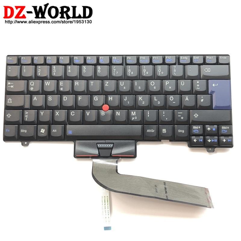 SL510 45N2365 German Keyboard Tastatur for Lenovo THINKPAD L410 SL410 L510