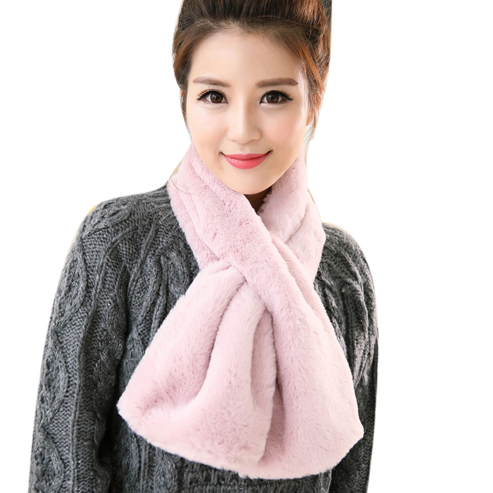 6c3e0a6b626c Top ++99 cheap products girls faux fur scarf in ROMO