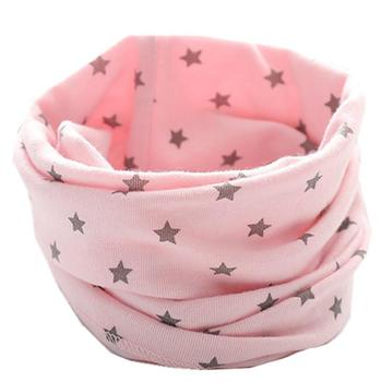 Spring Children Scarf Girls Ring Collars...