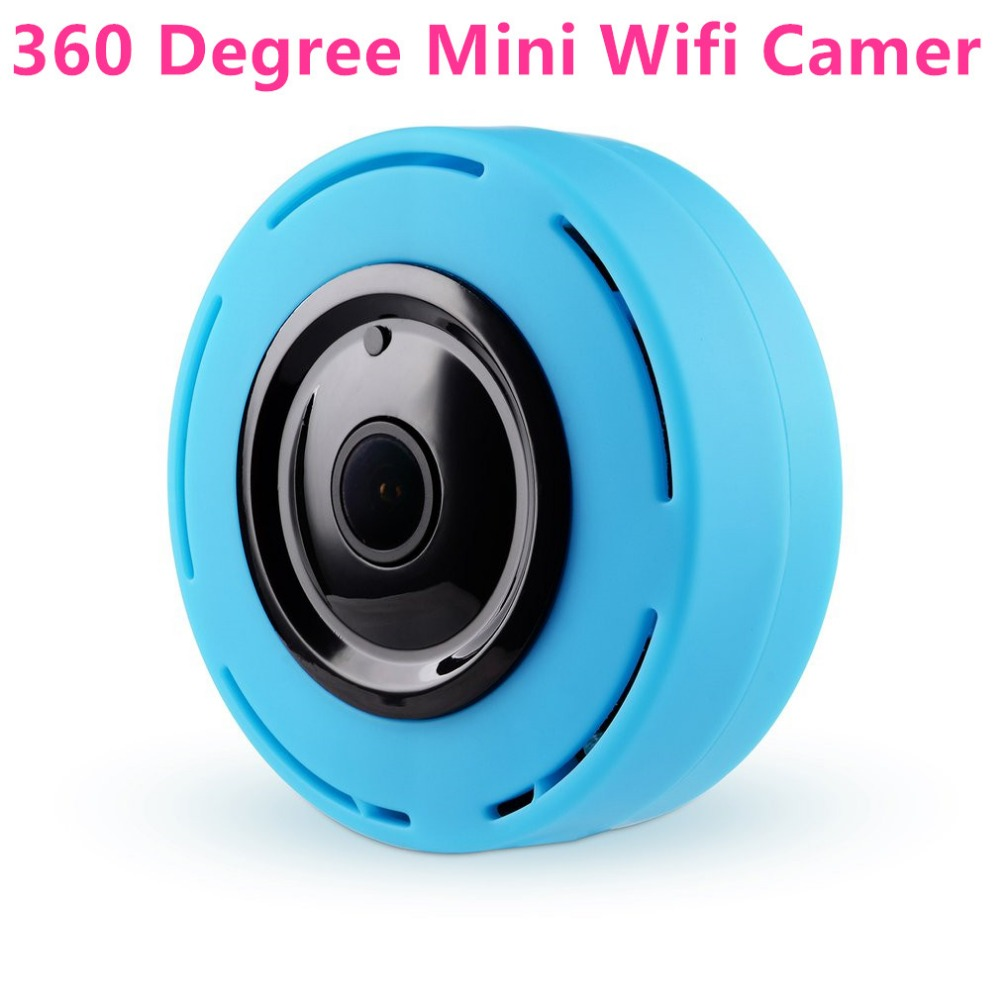 1080P Mini portable Baby Monitor Smart Wireless Monitoring Camera Household WIFI Panoramic P2P Network Camera 2017 new gift with uv lamp remote control lcd display automatic vacuum cleaner iclebo arte and smart camera baby pet monitor