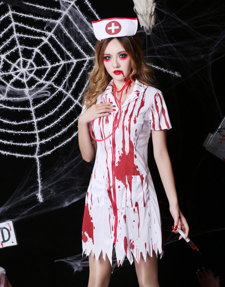 Hot High Quality Halloween ghost costume cosplay Halloween ...