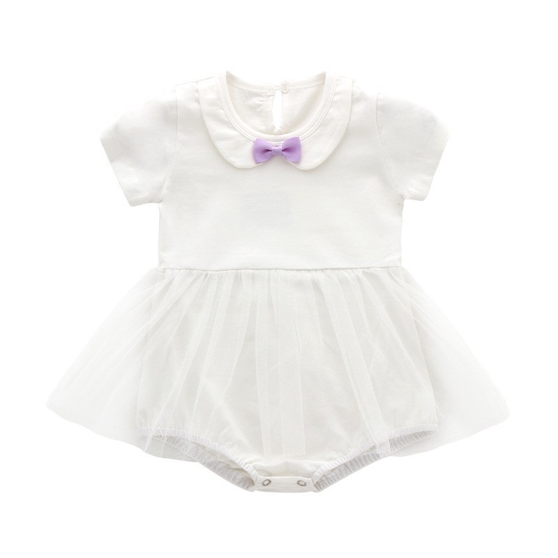 2726bbbd7 Buy Baby Dress Summer Baby Girl Clothes 2017 Baby Rompers Fashion ...