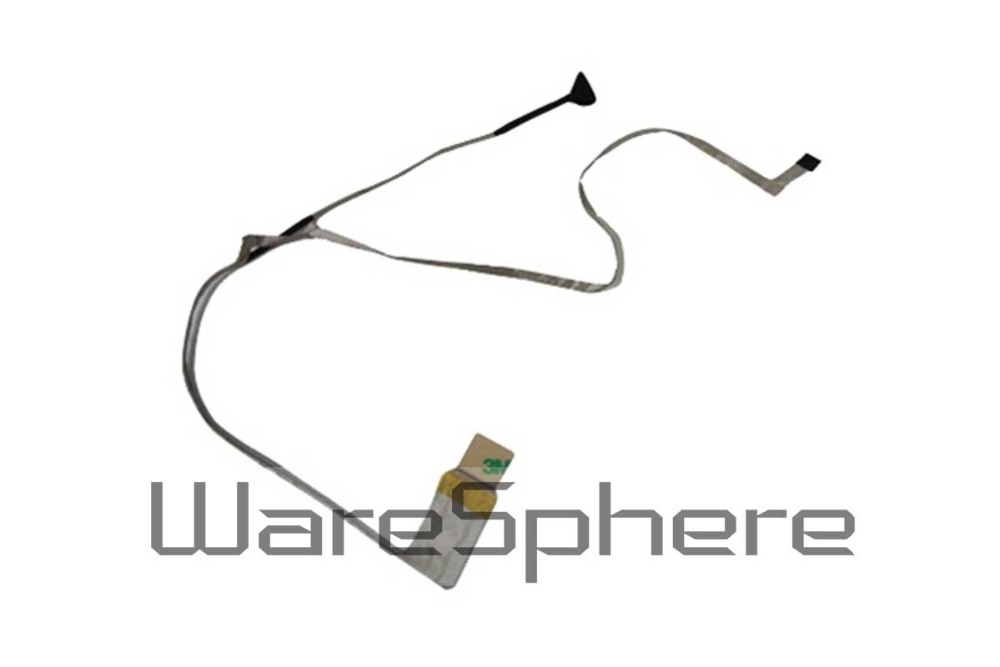 NEW Laptop LCD LED LVDS CMOS Video Flex Cable For Lenovo G570 G570A G570L G570GX G575 Screen Video CABLE DC020015W10 White компьютер dell optiplex 7050 intel core i5 6500 ddr4 8гб 1000гб amd radeon r5 430 2048 мб dvd rw windows 10 professional черный и серебристый [7050 4822]