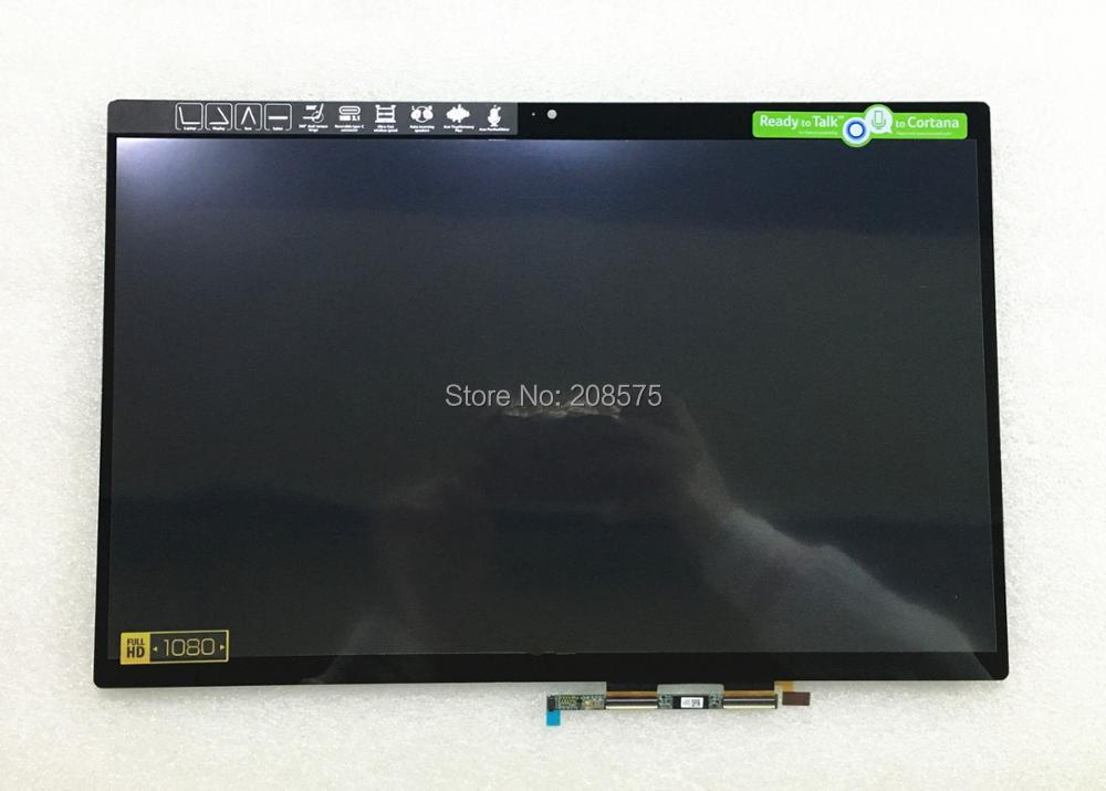 все цены на Free shipping! B140HAT02.0 Touch Panel Assembly Screen+Digitizer For Acer Aspire R4-471 R4-471T 1920*1080 EDP 30pin Lcd Screen онлайн