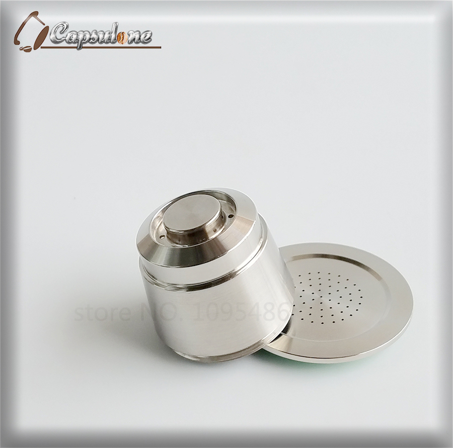popular reusable nespresso capsule buy cheap reusable nespresso capsule lots from china reusable. Black Bedroom Furniture Sets. Home Design Ideas