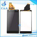 4.6 Inch Screen Replacement For Sony Xperia ZR M36H C5502 C5503 LCD Display With Touch Digitizer Assembly 1 Piece Free Shipping