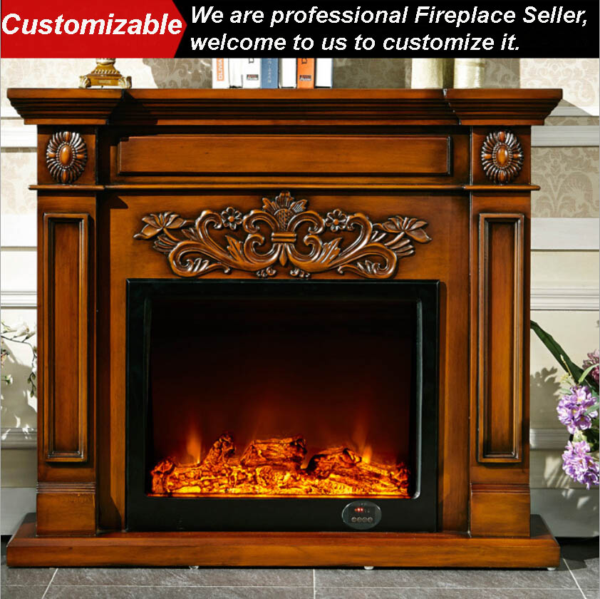 Webetop customizable electric fire places europe palace for Luxury fireplaces luxury homes