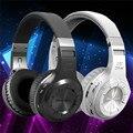 Kit Mãos Livres Bluetooth 4.1 Fones de Ouvido Estéreo Microfone Embutido para Chamadas e Música Fones de Ouvido Sem Fio fone de Ouvido Caixa Original Bluedio HT