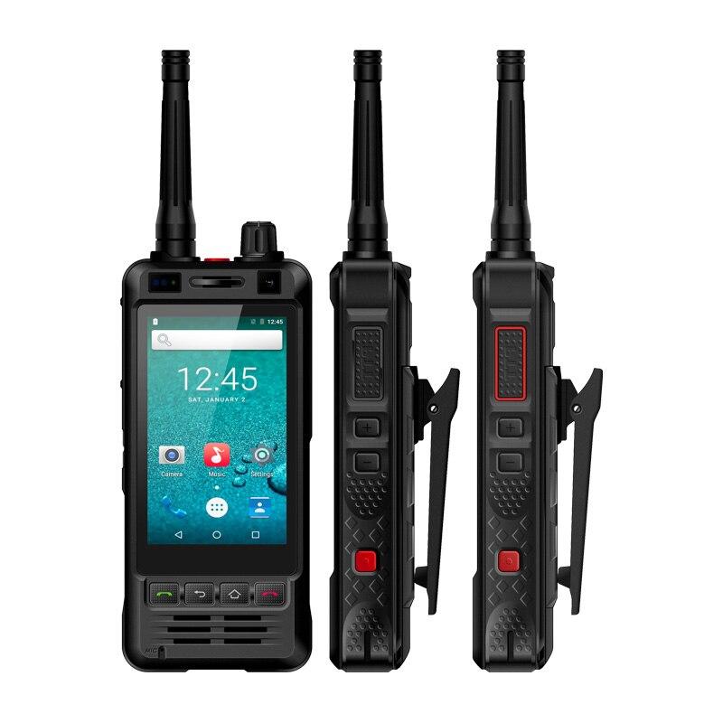 2019 nouveau W5 talkie-walkie IP67 étanche MTK6580 Quad-cor téléphone portable 5000mah 5MP RAM 1GB ROM 8GB Android 6.0 3G smartphone