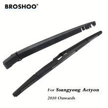 Щетки стеклоочистителя broshoo для ssangyong actyon hatchback