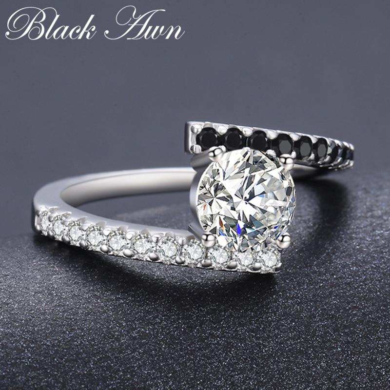 [BLACK AWN] Vintage 2.9g 925 Ασημένια Δαχτυλίδια - Κοσμήματα - Φωτογραφία 5