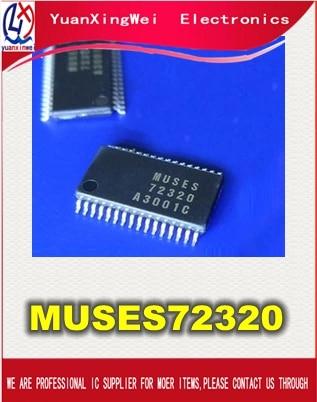 Free shipping 1pcs/lot  MUSES72320V MUSES72320 MUSES 72320 Electronic volume controller free shipping 1pcs lot kmq7x000sa b315 kmq7x000sa emmc