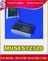 Free Shipping 1pcs Lot MUSES72320V MUSES72320 MUSES 72320 Electronic Volume Controller