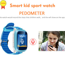 Smart watch fo baby kid child GPS LBS GPRS Positioning WiFi Kids Watch Phone with GSM Tracker Anti-Lost Wristwatch pk Q100