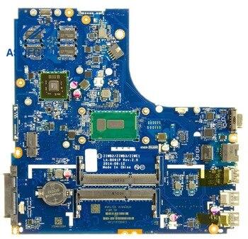Original For Lenovo B50-80 Laptop Motherboard LA-B091P i7-5500U SR23W RADEON R5 M330 Motherboard 100% work