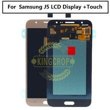 新しいJ5サムスンJ5液晶J500 J500F J500G J500Y J500M液晶ディスプレイタッチスクリーンデジタイザ
