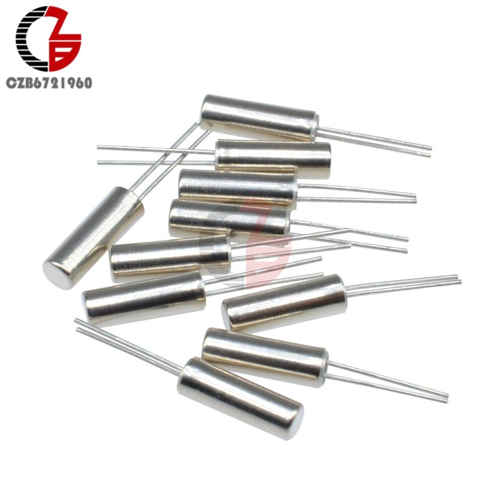 Hot Sale 20pcs 32768k 32768mhz 3x8 Quartz Crystal Oscillator Circuit Resonator Passive Hc 49s Ic