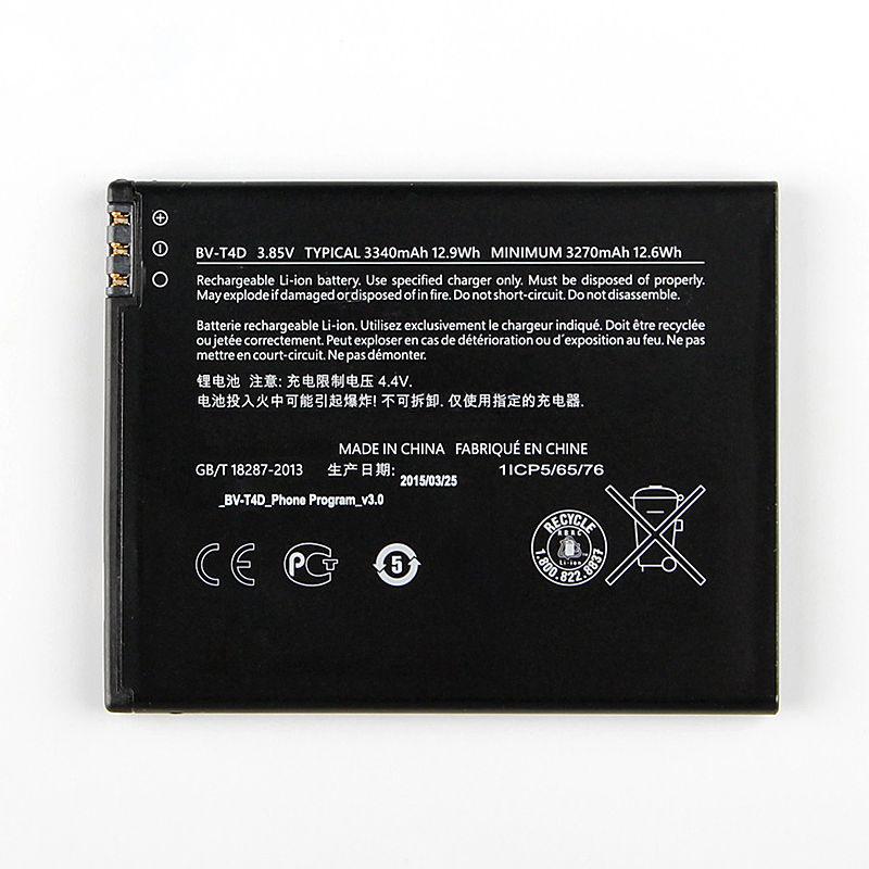 100% новый Батарея bv-t4d для Nokia <font><b>Lumia</b></font> <font><b>950</b></font> XL cityman <font><b>Lumia</b></font> 940 XL rm-1118