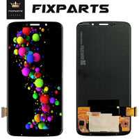 Original For Motorola Moto Z3 Play LCD Display + Touch Screen Digitizer Panel Assembly Replacement For Moto XT1929 LCD Z3 Play
