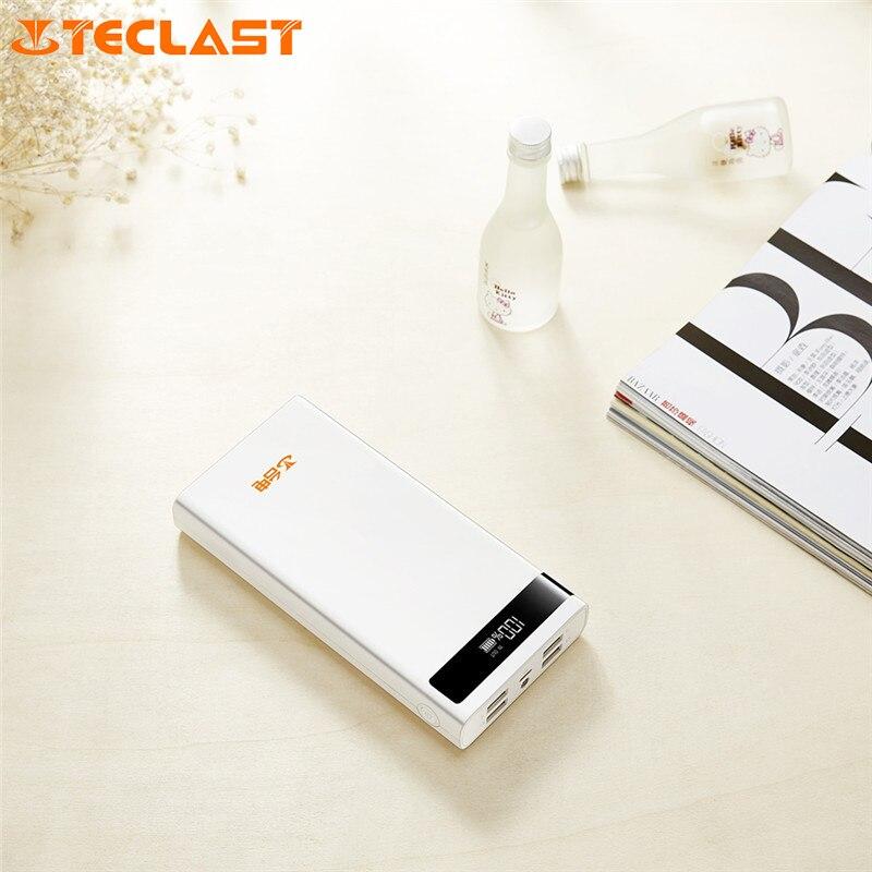 imágenes para Teclast pokeball T200CE 20000 mAh banco de la energía para Xiaomi 4 Salida 8 Pin Micro USB CARGADOR de baterías de alimentación externa para Oneplus 5 iphone7