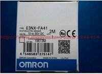 Бесплатная доставка новый оригинальный OMRON фотоэлектрический датчик E3NX FA41