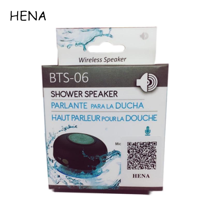 HENA Grote Korting Hoge kwaliteit waterdichte bluetooth speaker ...