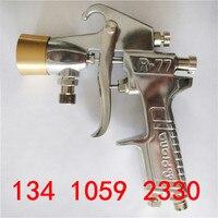 Prona SGD R77 давление подачи типа ручной пистолет распылитель, 1,2 1,5 2,0 2,5 3,0 мм сопла, мебель аппаратные средства распыления бесплатная доставка