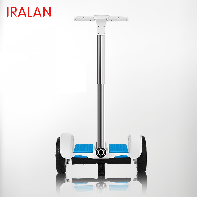 UL2272 Original IRALAN A8 bluetooth 2 wheel smart self balance scooter electric 2 wheel hover board skateboard unicycle