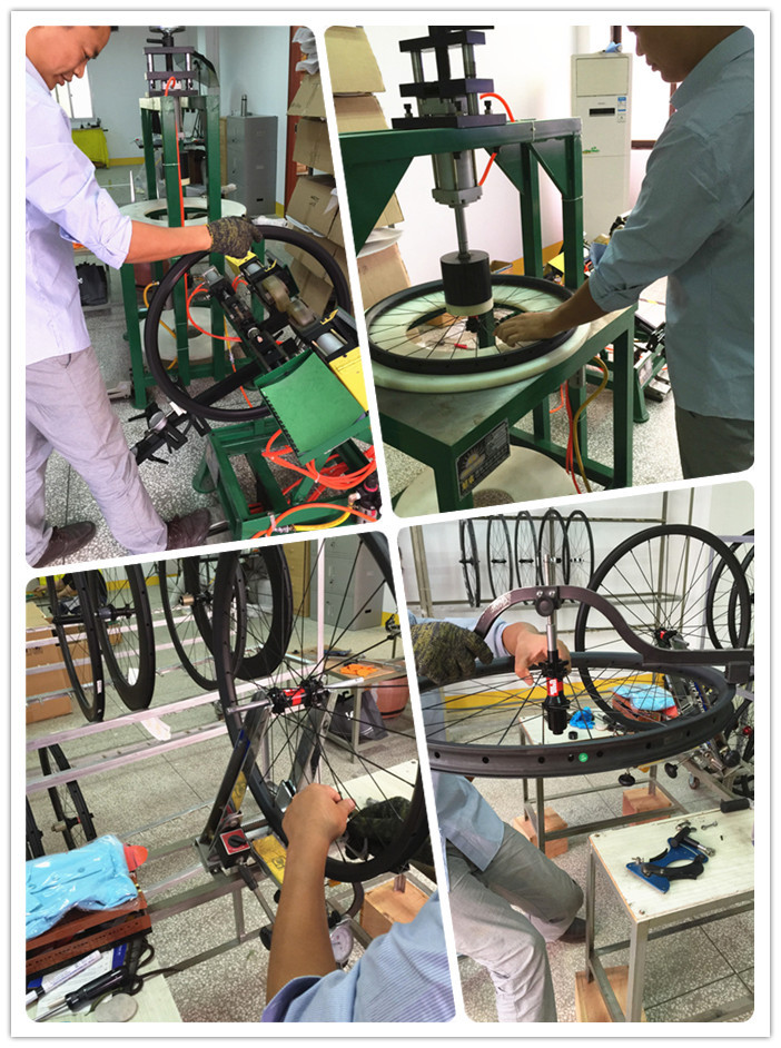 carbon tubeless disc brake